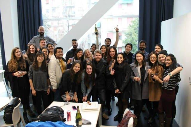 Domus Academy設計碩士學院台灣校友會聚會Aperitivo