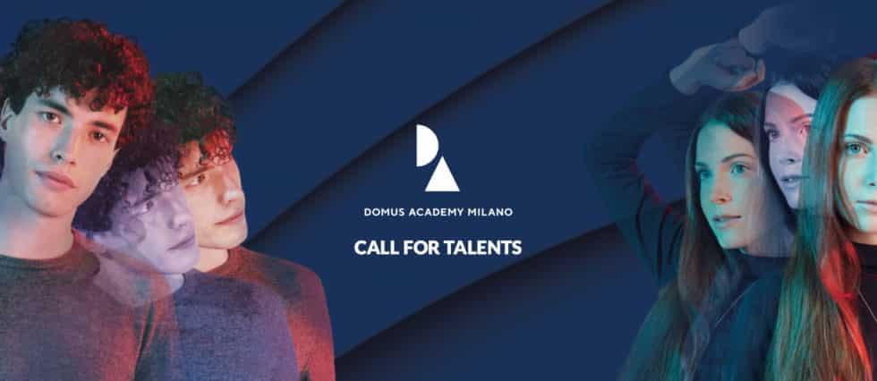 [已截止] Domus Academy 義大利設計碩士學院 2021年2月碩士獎學金申請資訊